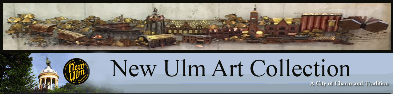 New Ulm Art Collection Logo