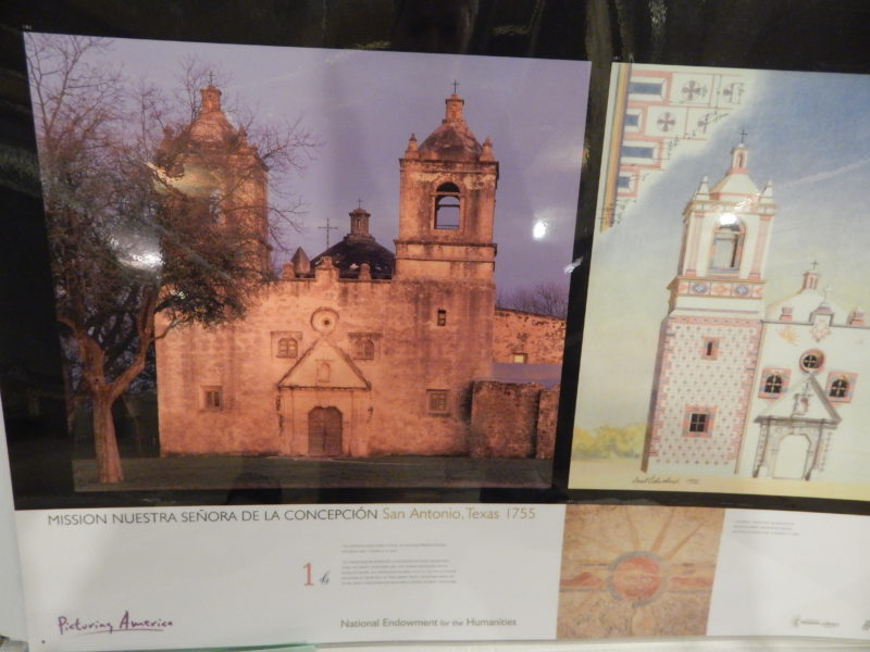 photo of San Antonio Mission Nuestra de la Concepcion