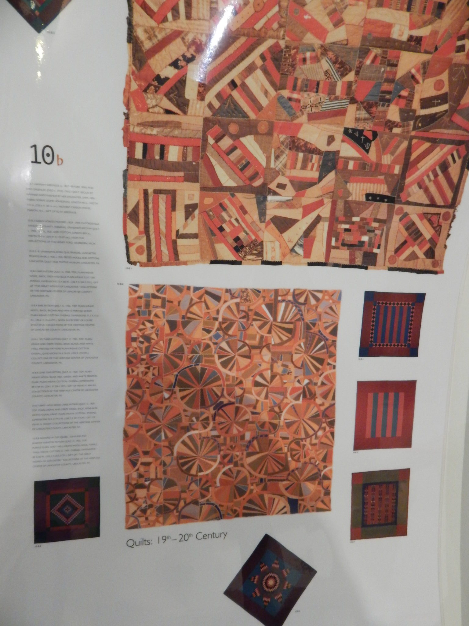 photo of 19th & 20th Century quilts
