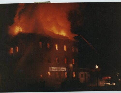 International Multifoods Fire 1981